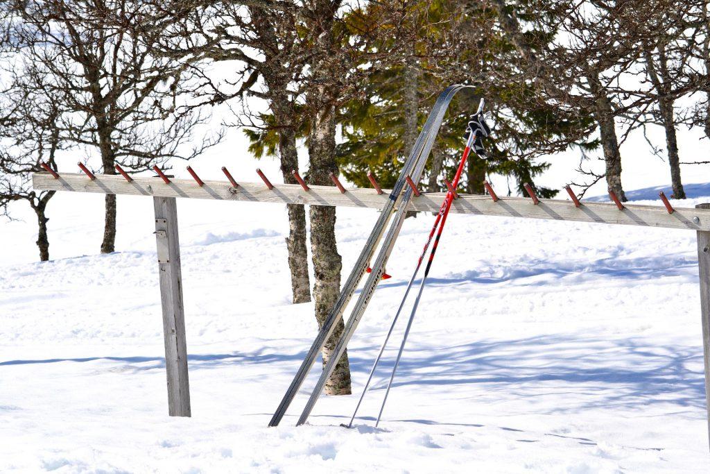 En skidtur upp på Ansätten Foto © LakeHouseMedia