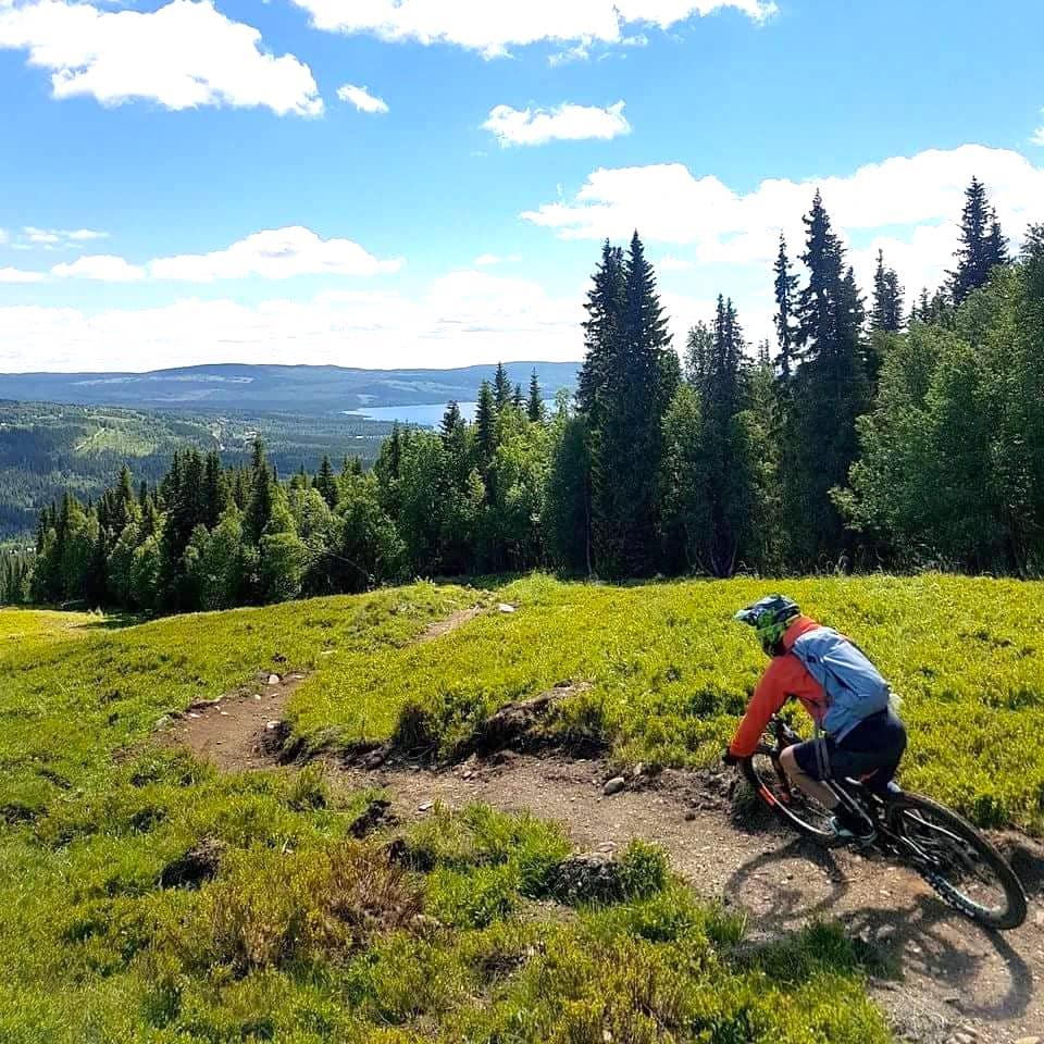 Åkersjön BikePark Downhill