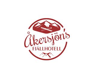 Åkersjöns Fjällhotell logo
