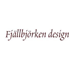 Fjällbjörken Design logo