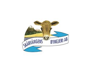 Skärvångens Bymejeri logo