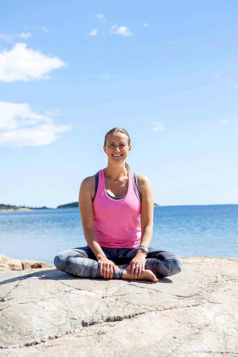 Anna Olofsson, Yoga Alnö