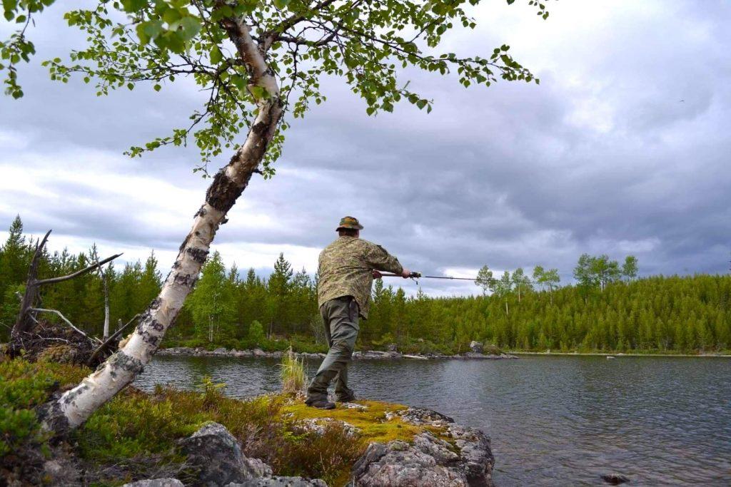 Vildmarksvecka. Foto © Fjällspirit